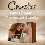 Panos Emporio - The new scent of paradise