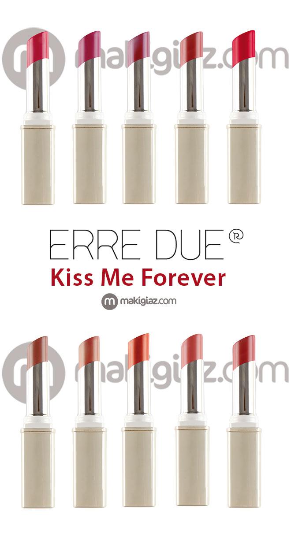 Erre Due - Kiss Me Forever Lipstick - makigiaz com