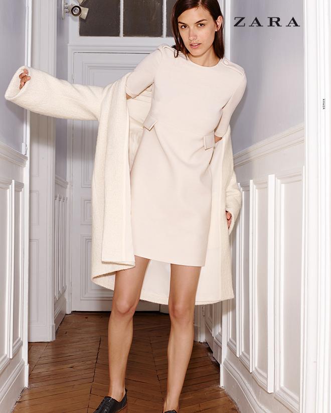 Get The Look - Tranquility by Zara - Makigiaz Com