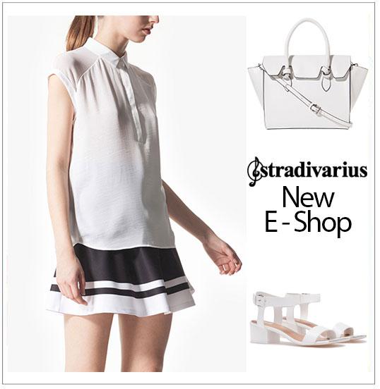 STRADIVARIUS - New E-Shop - Makigiaz Com