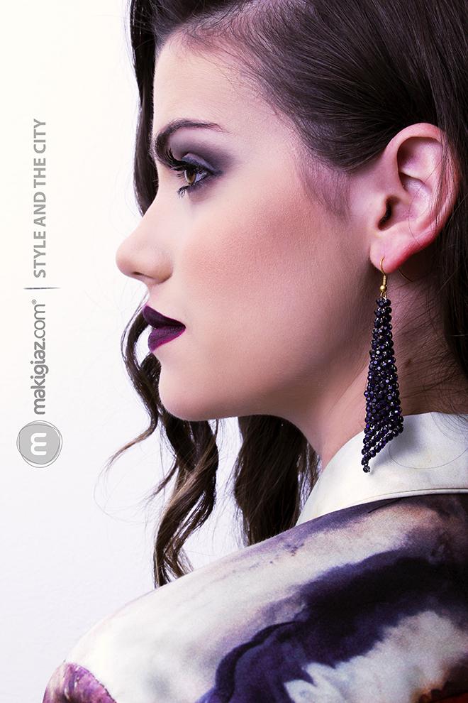 Get The MakeUp - Venomous Chic Look V.2 by Makigiaz Com