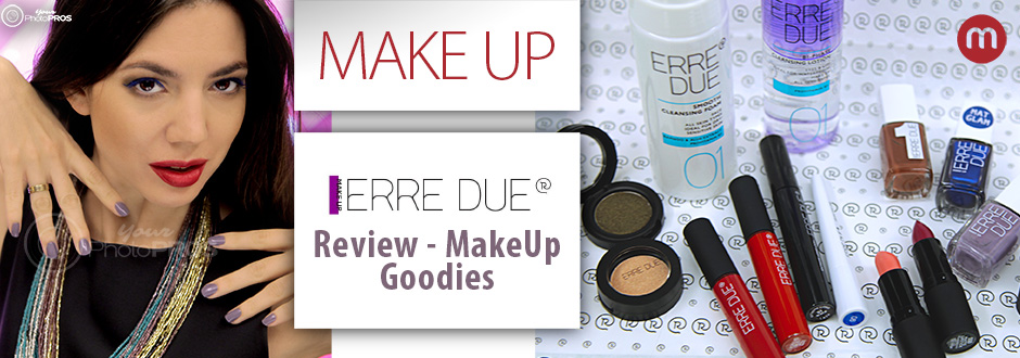 Erre Due - Review MakeUp Goodies